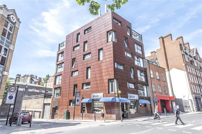 Asking Price £750,000, 2 Bedroom Flat For Sale in London, EC1R
