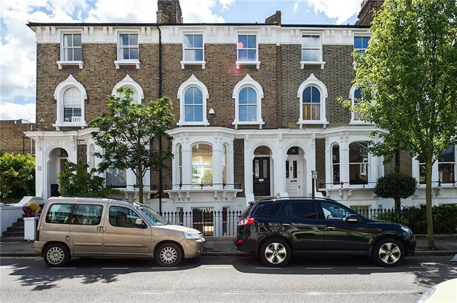 Guide Price £2,250,000, 5 Bedroom Terraced House For Sale in London, SW4