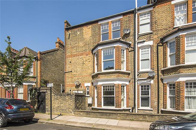 Asking Price £425,000, 1 Bedroom Flat For Sale in London, SW4