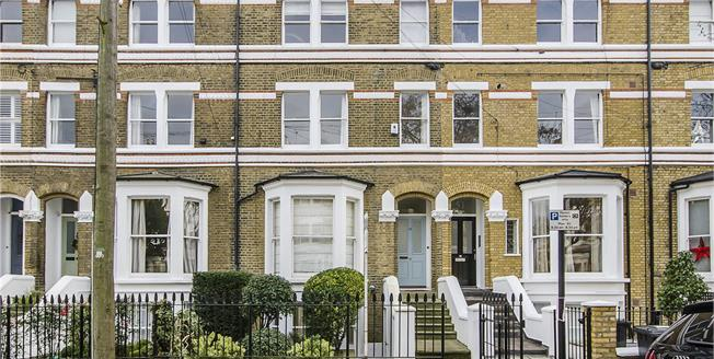 Guide Price £2,200,000, 4 Bedroom Terraced House For Sale in London, SW4