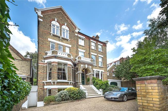 Guide Price £6,950,000, 6 Bedroom Detached House For Sale in London, SW4