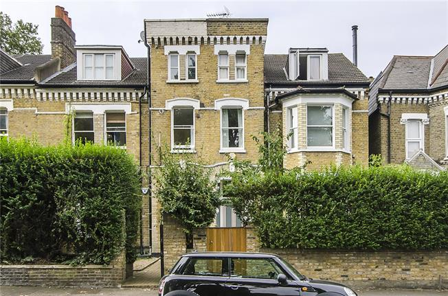 Guide Price £1,500,000, 5 Bedroom Semi Detached House For Sale in London, SW4