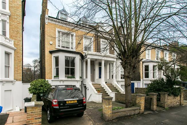 Guide Price £2,500,000, 4 Bedroom Semi Detached House For Sale in London, SW4