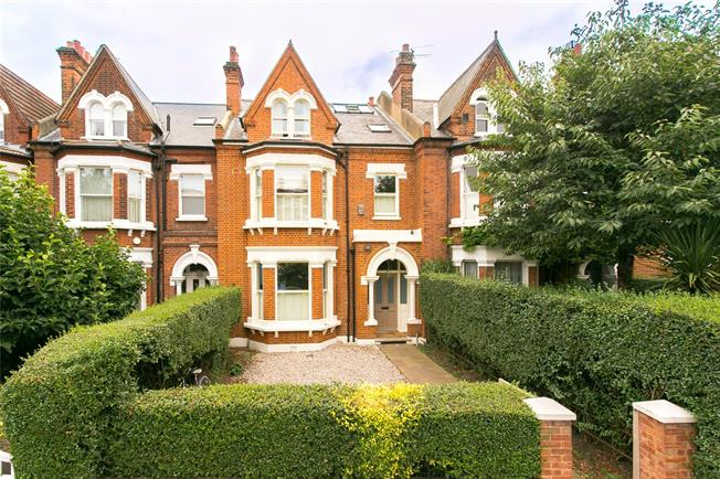 Asking Price £2,350,000, 5 Bedroom Terraced House For Sale in London, SW4