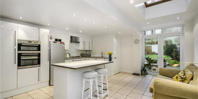 Asking Price £1,600,000, 4 Bedroom Terraced House For Sale in London, SW4
