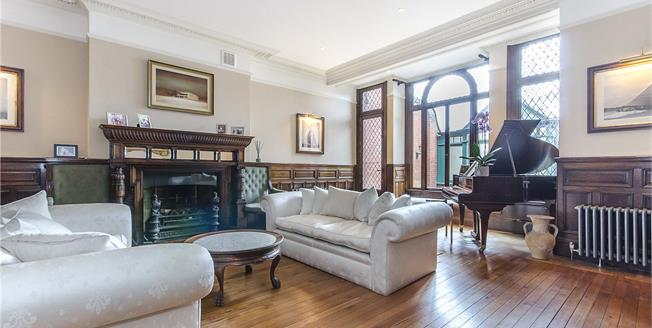 Guide Price £4,500,000, 8 Bedroom Detached House For Sale in London, SW4