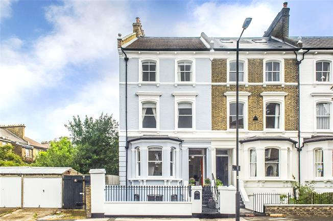 Offers in excess of £1,750,000, 5 Bedroom Semi Detached House For Sale in London, SW4