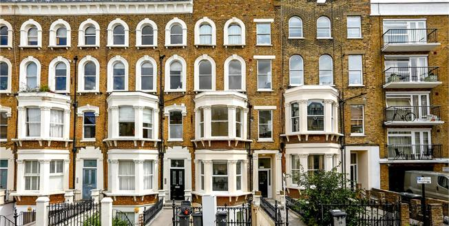 Asking Price £625,000, 2 Bedroom Flat For Sale in London, SW4