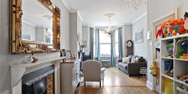 Asking Price £930,000, 5 Bedroom Terraced House For Sale in London, SW2