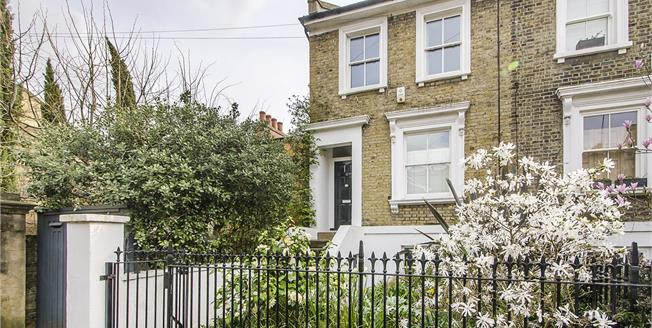 Guide Price £1,299,950, 3 Bedroom Terraced House For Sale in London, SW8