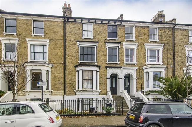 Guide Price £1,950,000, 4 Bedroom Terraced House For Sale in London, SW4