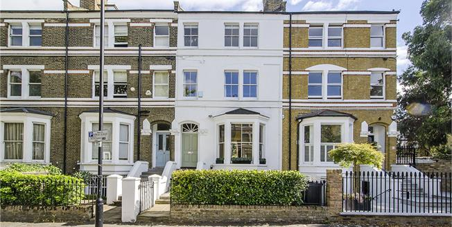 Guide Price £2,500,000, 6 Bedroom Terraced House For Sale in London, SW4
