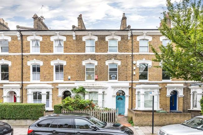 Guide Price £1,100,000, 4 Bedroom Terraced House For Sale in London, SW4