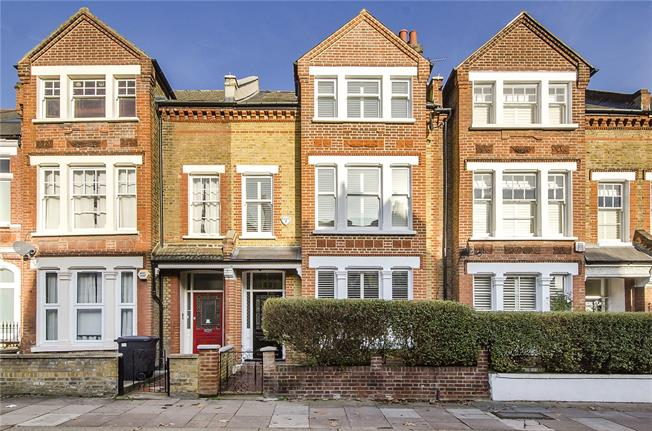 Guide Price £1,795,000, 5 Bedroom Terraced House For Sale in London, SW4