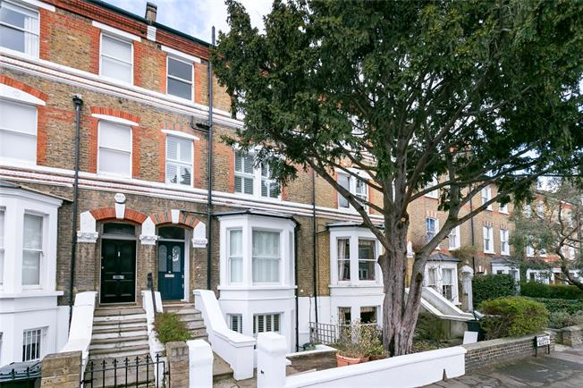 Guide Price £2,350,000, 5 Bedroom Terraced House For Sale in London, SW4
