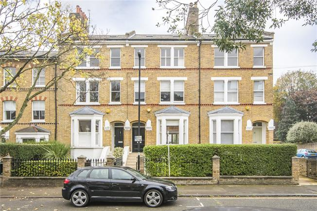 Guide Price £2,250,000, 4 Bedroom Terraced House For Sale in London, SW4