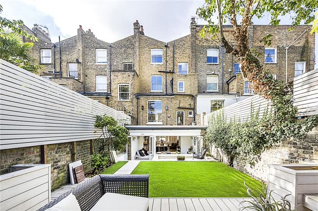 Offers in excess of £2,325,000, 4 Bedroom Terraced House For Sale in London, SW4