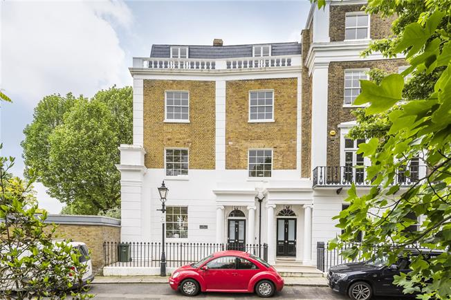 Asking Price £3,200,000, 5 Bedroom Semi Detached House For Sale in London, SW4