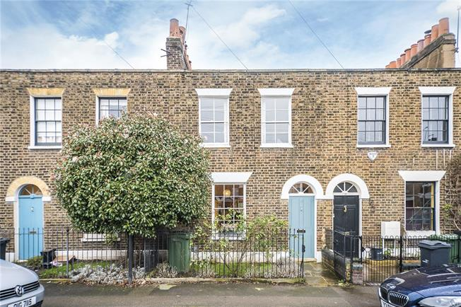 Asking Price £1,199,950, 2 Bedroom Terraced House For Sale in London, SW4