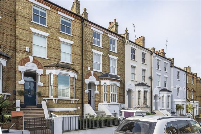 Asking Price £1,950,000, 5 Bedroom Terraced House For Sale in London, SW4