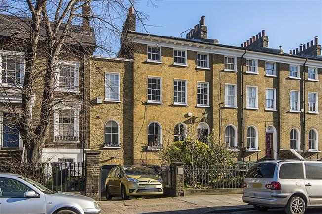 Guide Price £1,750,000, 4 Bedroom Semi Detached House For Sale in London, SW8