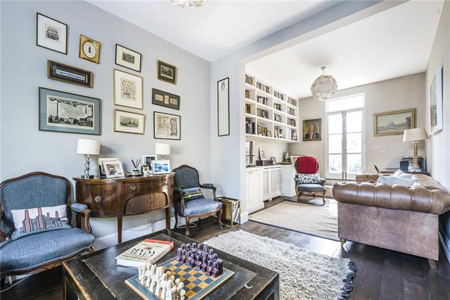 Guide Price £1,195,000, 3 Bedroom Terraced House For Sale in London, SW4