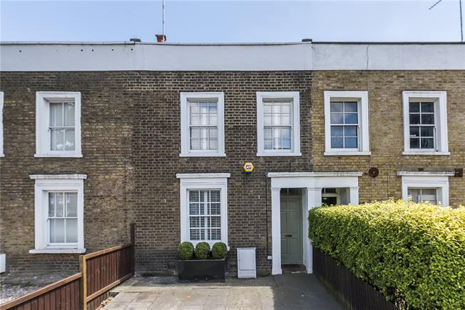 Asking Price £775,000, 3 Bedroom Terraced House For Sale in London, SW8