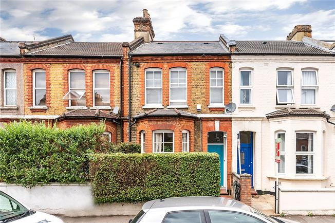 Asking Price £895,000, 4 Bedroom Terraced House For Sale in London, SW2