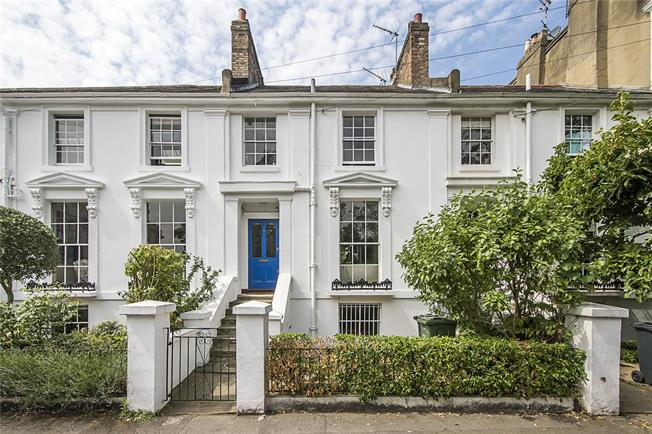 Guide Price £1,750,000, 3 Bedroom Terraced House For Sale in London, SW4