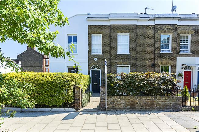 Asking Price £999,995, 2 Bedroom Terraced House For Sale in London, SW4