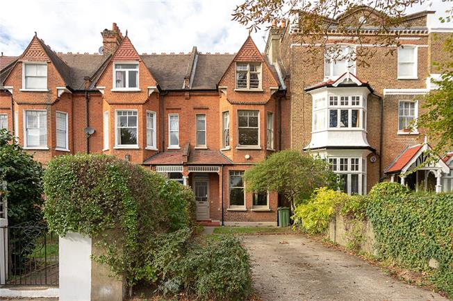 Asking Price £1,695,000, 5 Bedroom Terraced House For Sale in London, SW4
