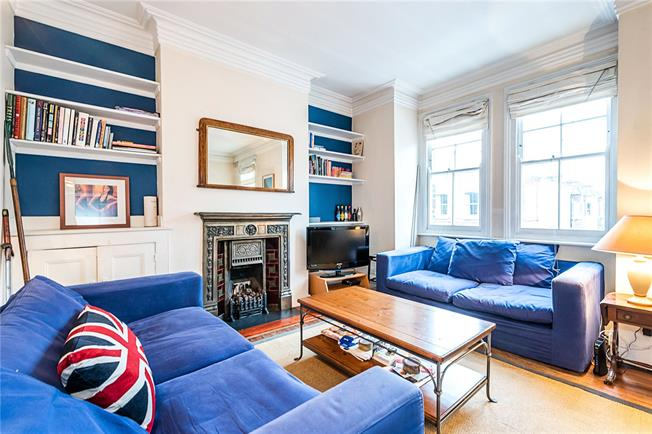 Guide Price £625,000, 2 Bedroom Flat For Sale in London, SW8