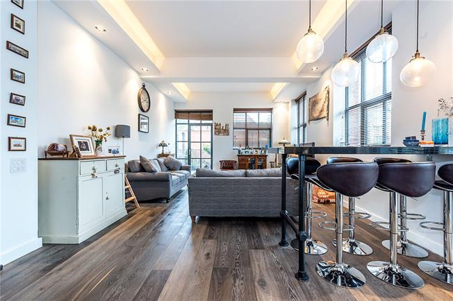 Asking Price £1,250,000, 2 Bedroom Flat For Sale in London, SW4