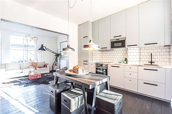 Asking Price £435,000, 1 Bedroom Flat For Sale in London, SW8