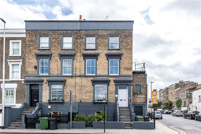 Asking Price £535,000, 2 Bedroom Flat For Sale in London, SW8