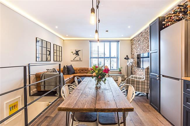 Asking Price £450,000, 1 Bedroom Flat For Sale in London, SW2