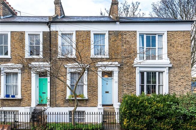 Asking Price £930,000, 3 Bedroom Terraced House For Sale in London, SW9