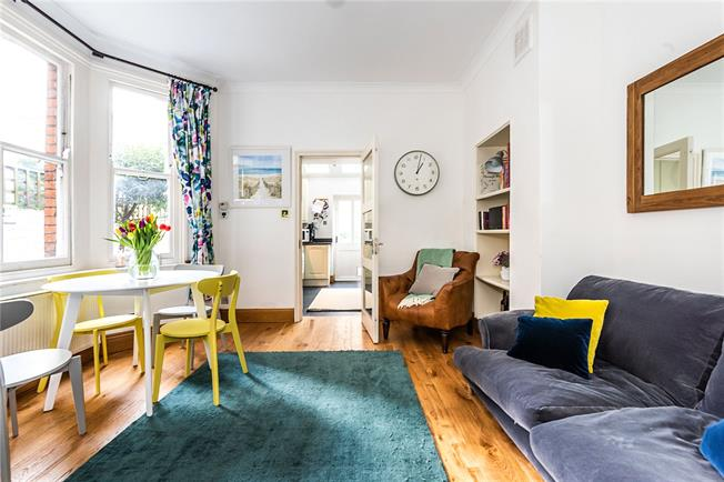 Offers in excess of £665,000, 2 Bedroom Flat For Sale in London, SW4