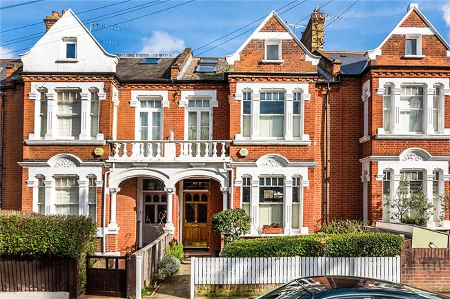 Guide Price £1,500,000, 5 Bedroom Terraced House For Sale in London, SW4