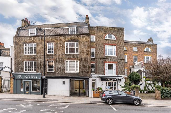 Asking Price £350,000, Flat For Sale in London, SW4