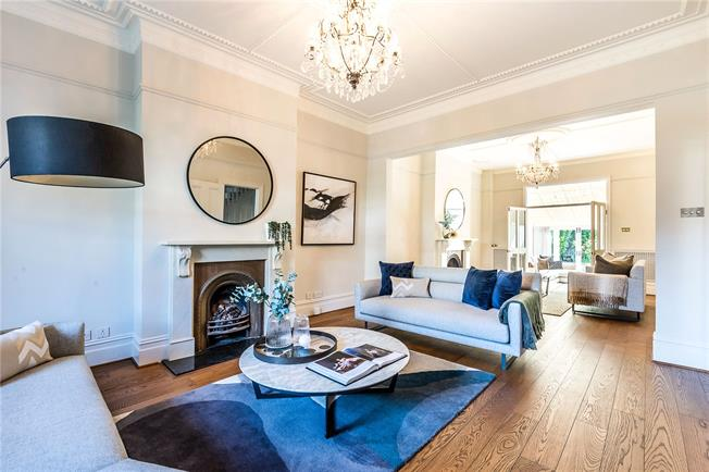 Guide Price £2,300,000, 6 Bedroom Terraced House For Sale in London, SW4