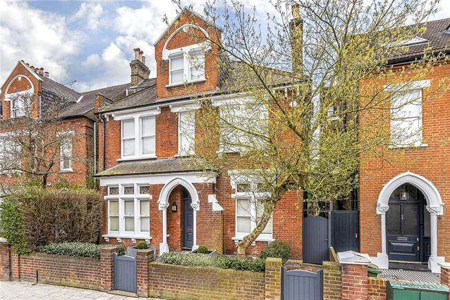 Guide Price £3,250,000, 5 Bedroom Semi Detached House For Sale in London, SW4