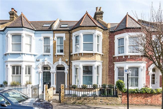 Asking Price £1,600,000, 5 Bedroom Terraced House For Sale in London, SW4