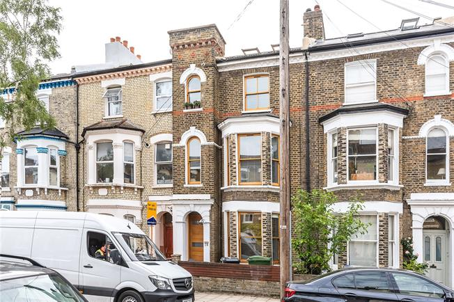 Asking Price £625,000, 2 Bedroom Flat For Sale in London, SW9