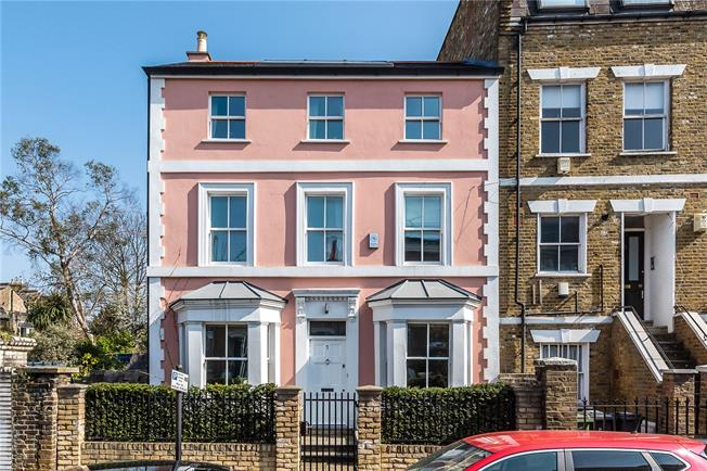 Guide Price £1,750,000, 4 Bedroom Semi Detached House For Sale in London, SW4