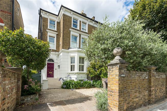 Guide Price £3,950,000, 5 Bedroom Semi Detached House For Sale in London, SW4