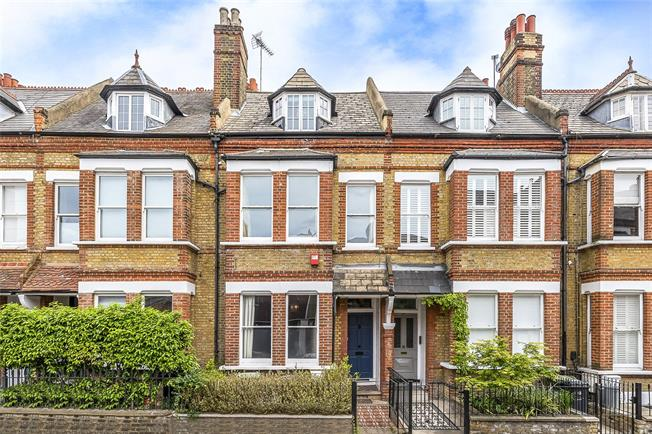 Guide Price £1,600,000, 4 Bedroom Terraced House For Sale in London, SW4