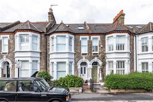 Guide Price £1,400,000, 4 Bedroom Terraced House For Sale in London, SW4