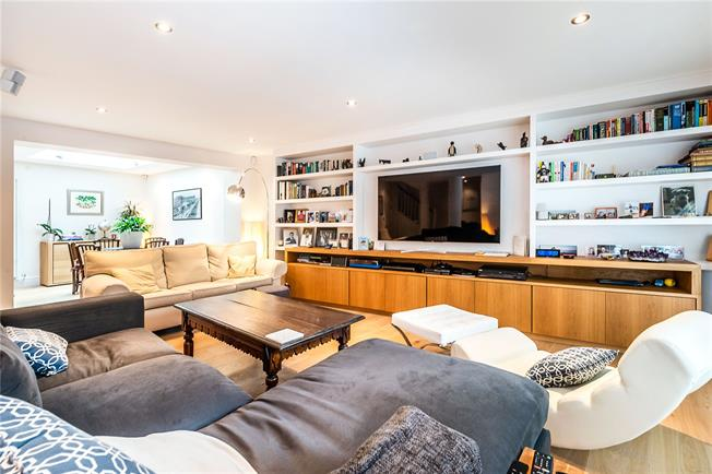 Asking Price £1,450,000, 3 Bedroom Terraced House For Sale in London, SW4