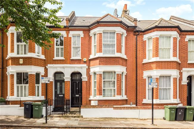 Asking Price £1,150,000, 4 Bedroom Terraced House For Sale in London, SW4